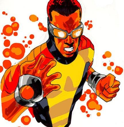 Power Man-Victor Hernan Alvarez