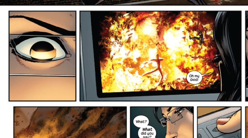 ULTIMATE COMICS SPIDER-MAN #16 (2)