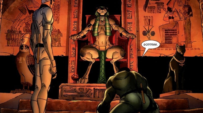Bast the Panther God (5)
