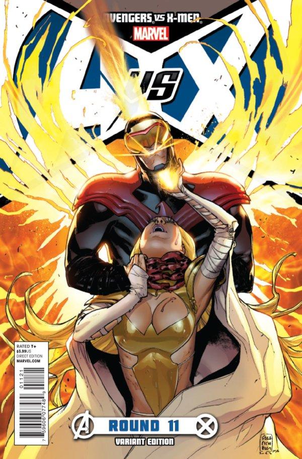 Avengers Vs. X-men #11 Review – WorldofBlackHeroes