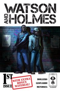 watson and holmes by karl bollers