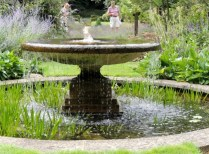 The Water Garden centre piece by Stephanie Woods