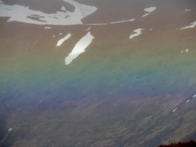 Rainbow, Creag Meagaidh