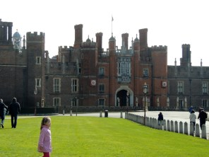 The Tudor front