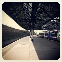 Dundee Train Station