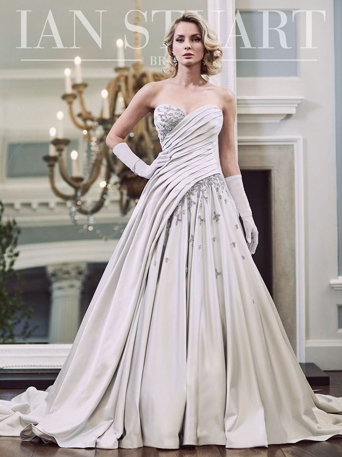Ian Stuart 2017 Wedding Dresses World Of Bridal