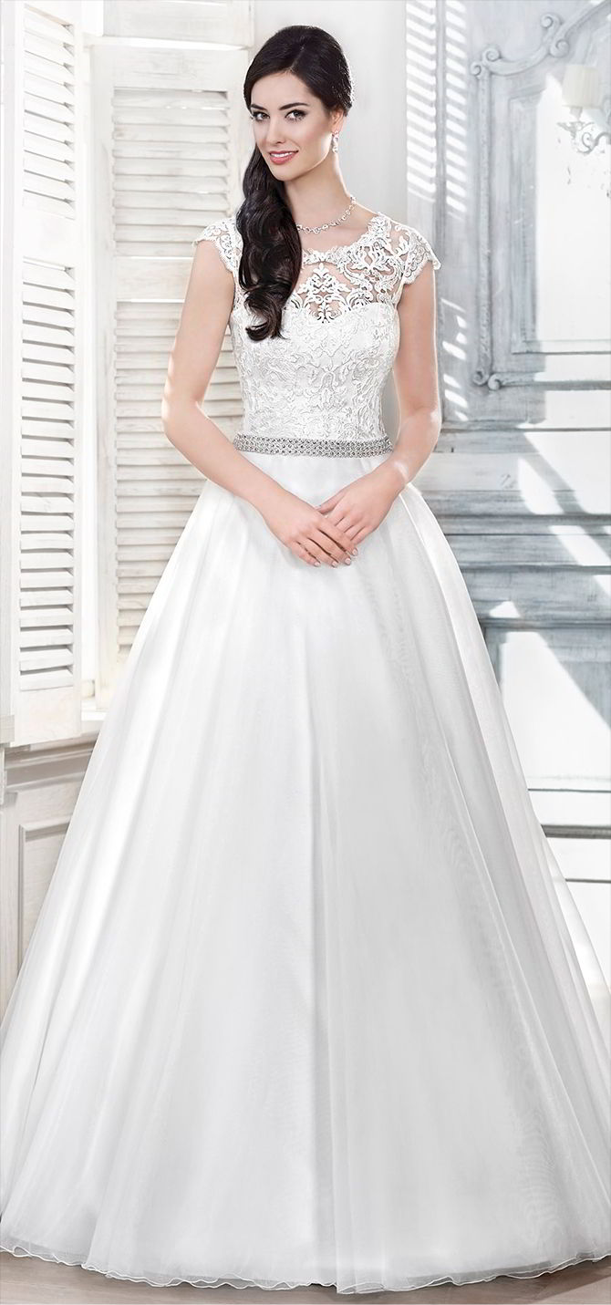 Simple Bridal Gowns