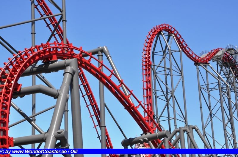Interested in roller coasters and theme parks? X2 World Of Coaster