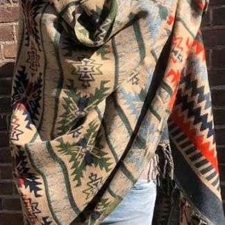Tibetaanse sjaal, multi