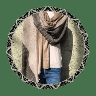 Wollen Sjaals