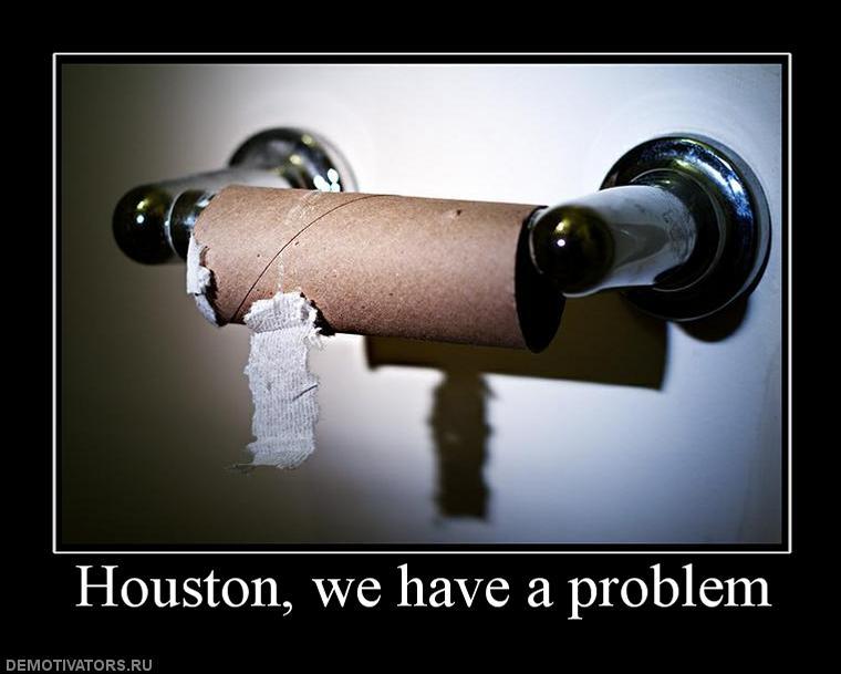 Image result for houston we have a problem