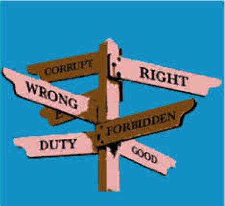 Pharma coming to moral crossroads