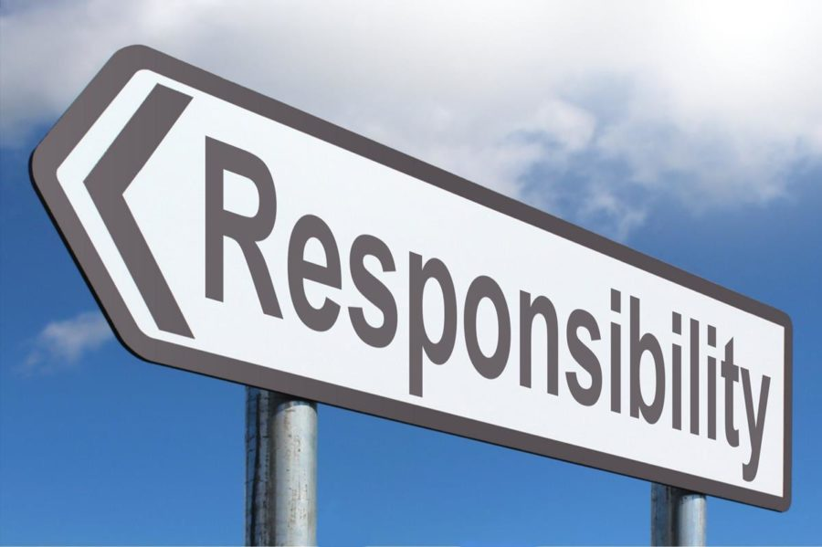 Personal responsibility in our healthcare