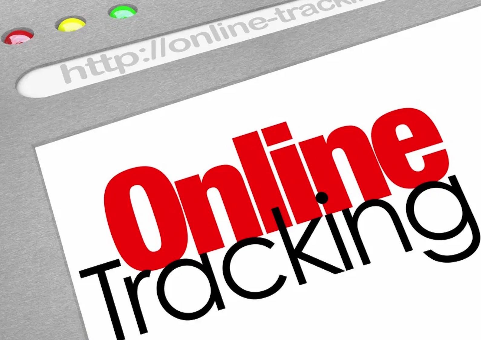 Pharma websites tracking visitors