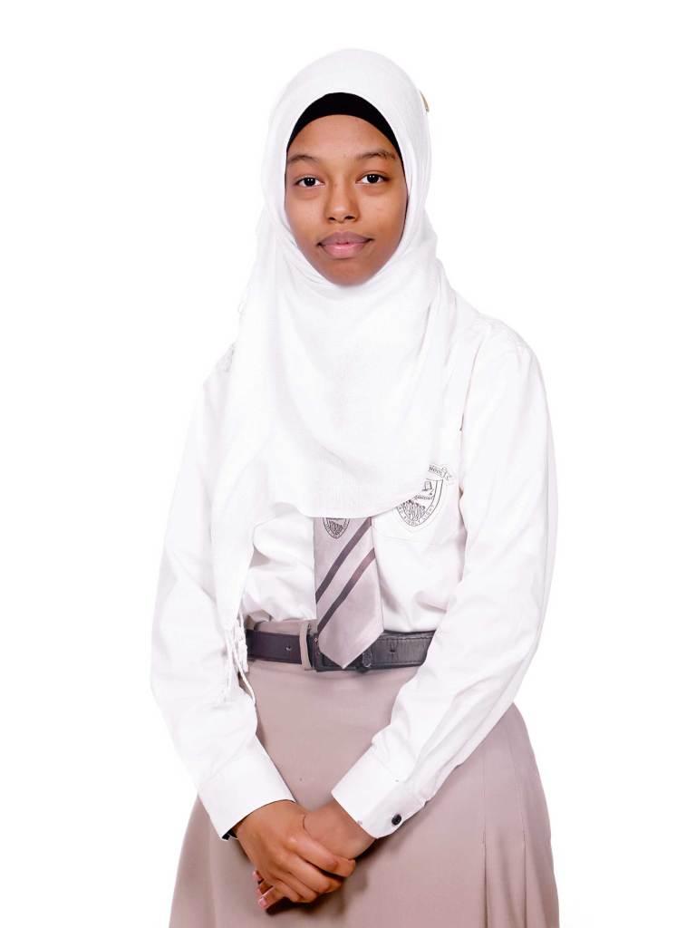 OOL Student Sakina Moawia