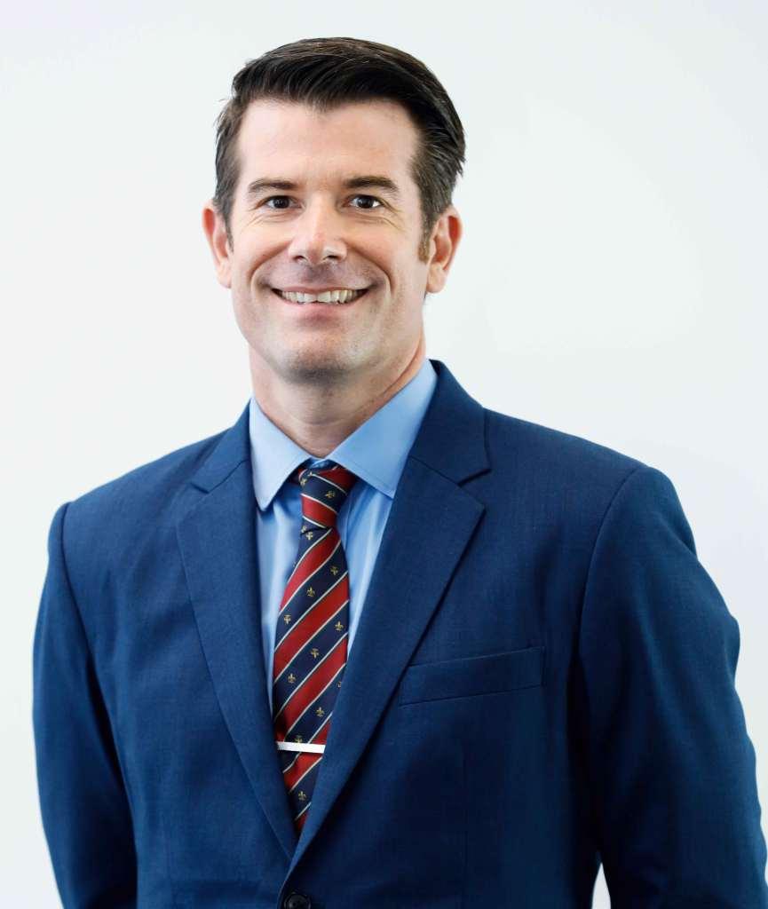 Head of School Glen Radojkovich