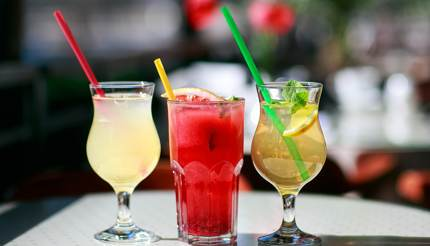 Top six cocktail trends coming to a bar near you - A World