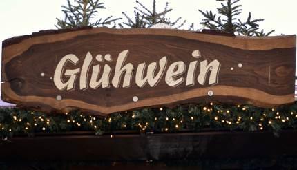 German Glühwein