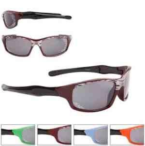 Boys Fashion Flame Sunglasses