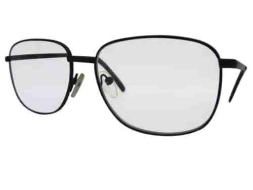 Idaho Bifocal Reading Glasses in Black