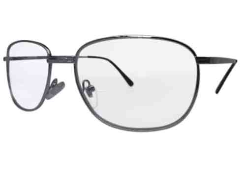 Idaho Bifocal Reading Glasses in Silver