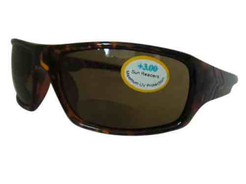Montana Golfing Bifocal Sunglasses in Tortoiseshell