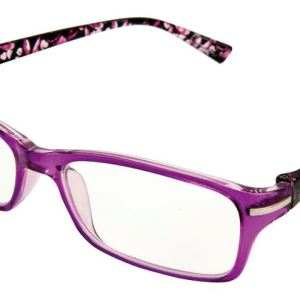 Genoa Bifocal Reading Glasses in Lilac