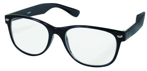 Washington Extra Strength Reading Glasses in Black
