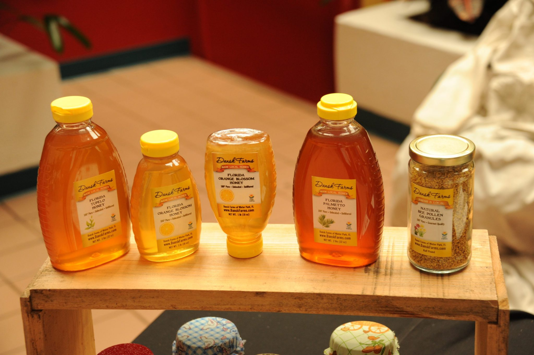 WHAT TYPE OF HONEY IS BEST?