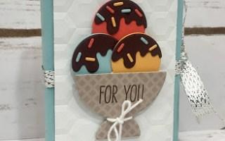 Frozen Treats Ghirardelli Chocolate Holder