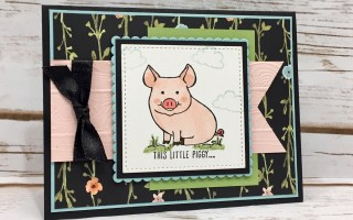 This Little Piggy… Says Thanks!