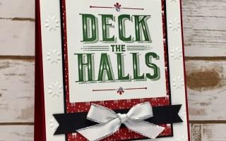 Carols of Christmas Card 3