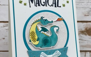 Stampin' Up! – Magical Day Mini Series Part 1