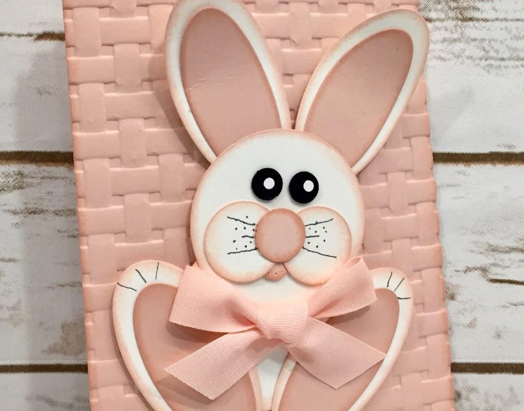 Stampin' Up! – Bunny Punch Art Mini Treat Bag