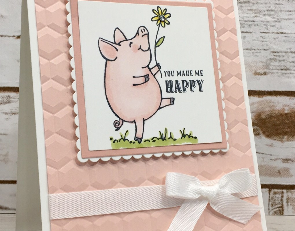Stampin' Up! – This Little Piggy