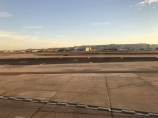 Heading out of PHX