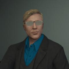 Liam Rhys 3.0 - With hat