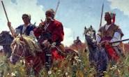 Über die Schaschka und die kosakische Militärkunst. Professor Vadim Zadunaisky