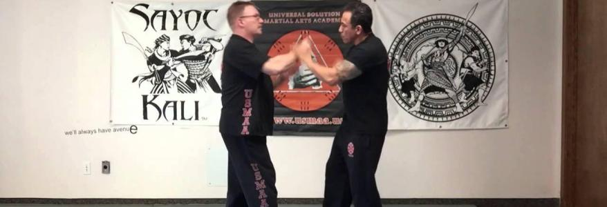 Love, loyalty and respect in martial arts world. Sifu Martin Gonzalez