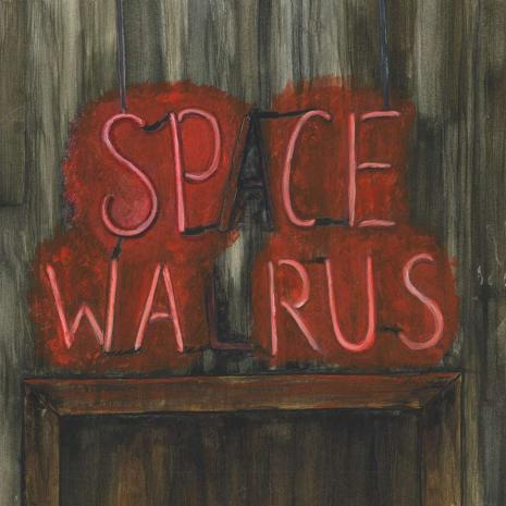Drinks at the Space Walrus Cover