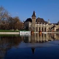 Budapest - Vajdahunyad vára