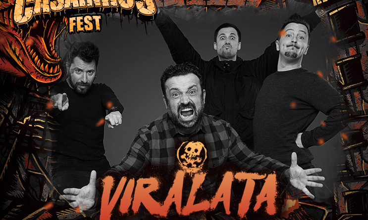Viralata Confirmados Para Casaínhos Fest