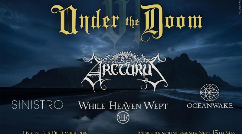 Primeiros nomes para o Under The Doom VI