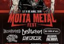 As quatro confirmações que faltavam para o Moita Metal Fest 2019