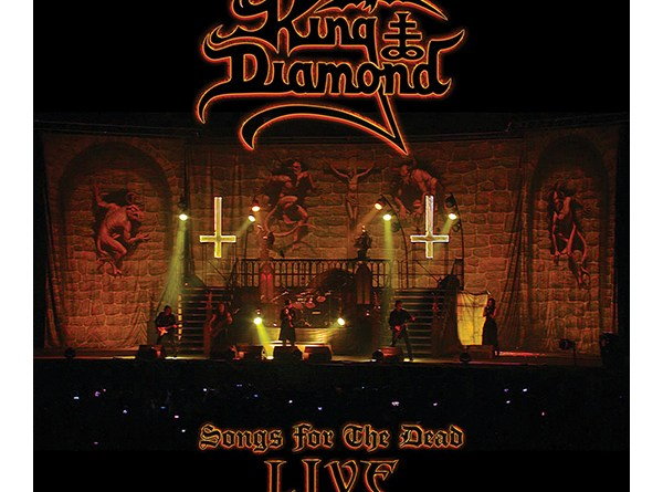 WOM Features – King Diamond / Devil Master / Windswept