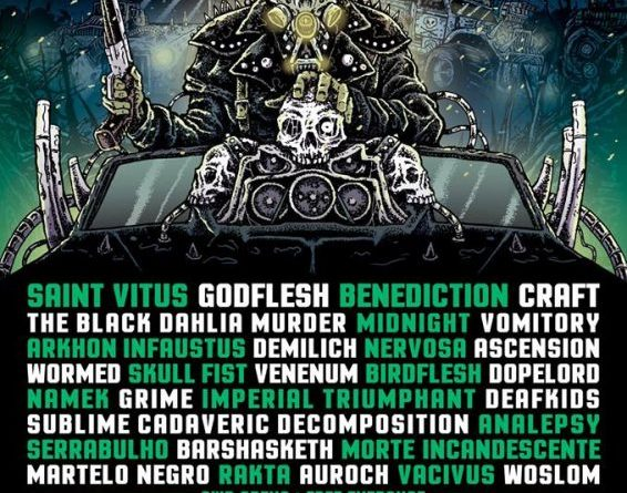 SWR Barroselas Metalfest 22 com o cartaz completo!