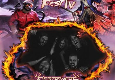 WOM Interviews – Destroyers Of All – Especial Oeste Underground Fest