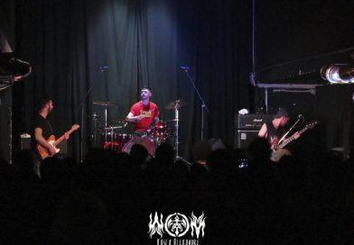 WOM Report – Naxatras, Jesus The Snake @ RCA Club, Lisboa – 19.04.19