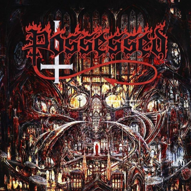 "Possessed - ""Revelations Of Oblivion"""