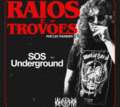 Raios E Trovões – S.O.S. Underground